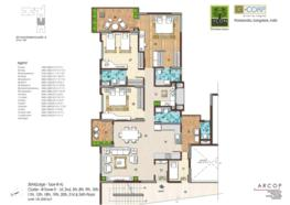 G Corp The icon Floor plan